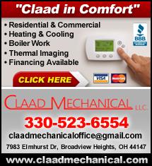 Claad Mechanical LLC - Broadview Heights, OH